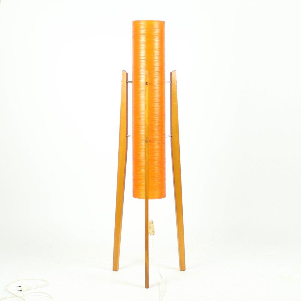 Freistehende Rocket Lampe von Novoplast, 1960er