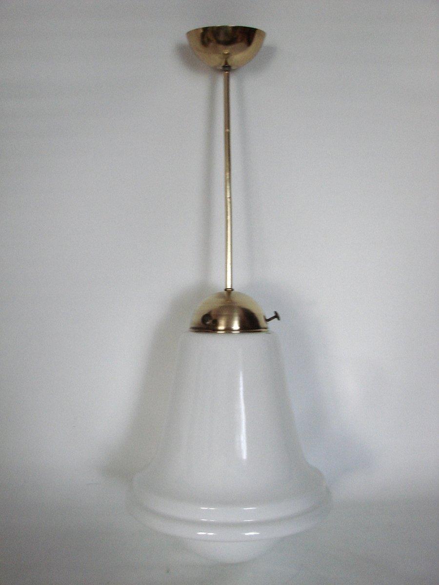 Deckenlampe, 1940er