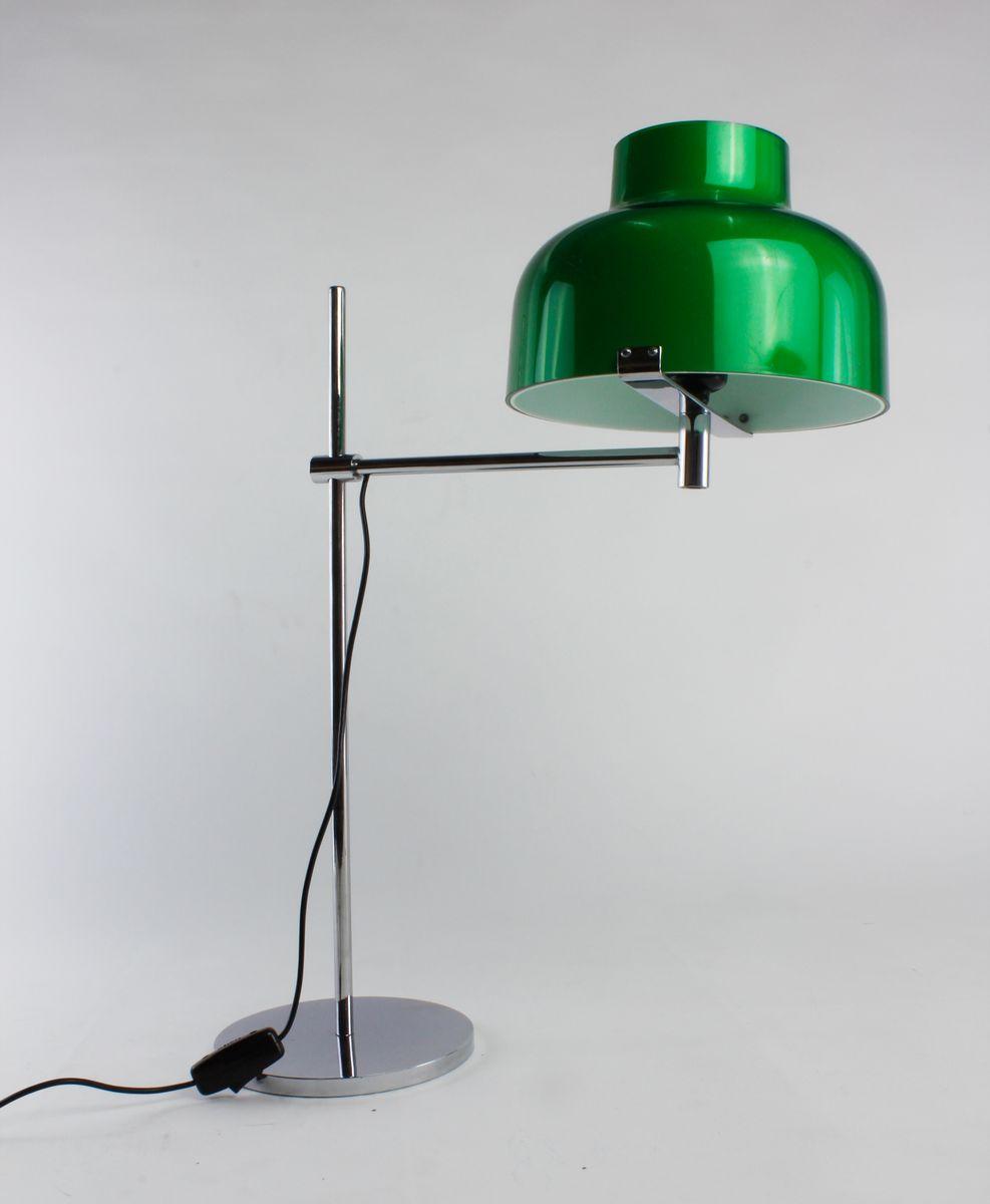 Max Bill Tischlampe von Miguel Milá für Tramo, 1965