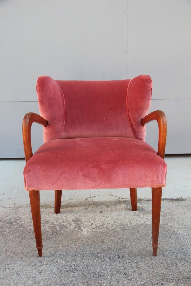 Sessel von Melchiorre Bega, 1950er