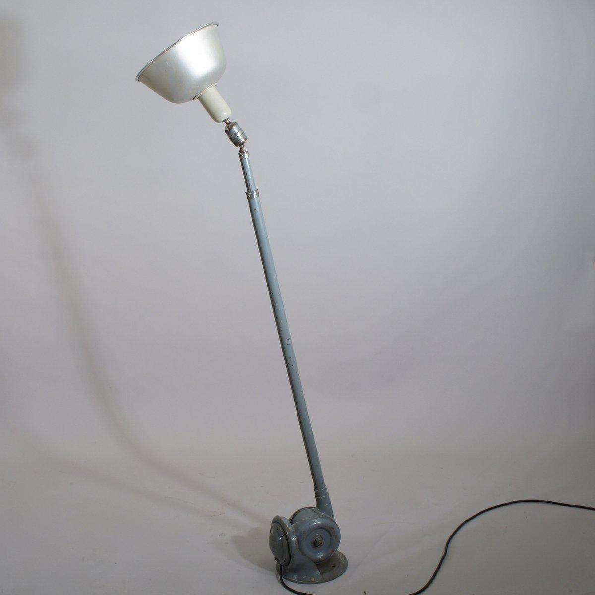 Industrielle Wandlampe von Johan Petter Johansson für Triplex
