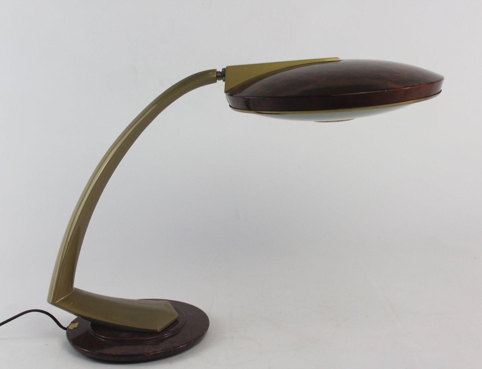 Boomerang 2000 Tischlampe von Fase, 1960er