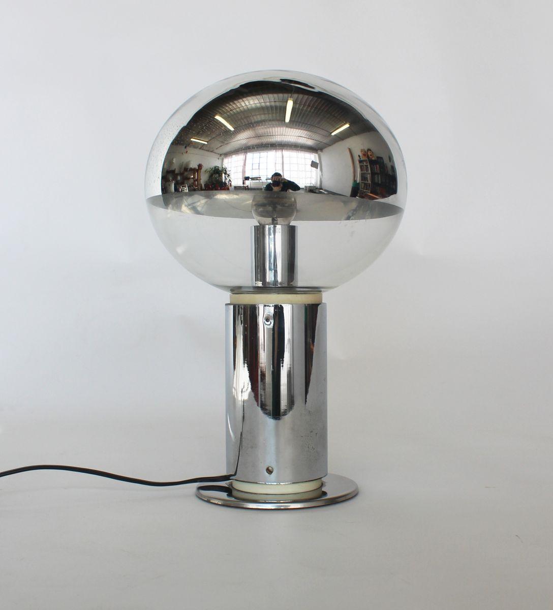 Deutsche Tischlampe von Motoko Ishii für Staff, 1970er