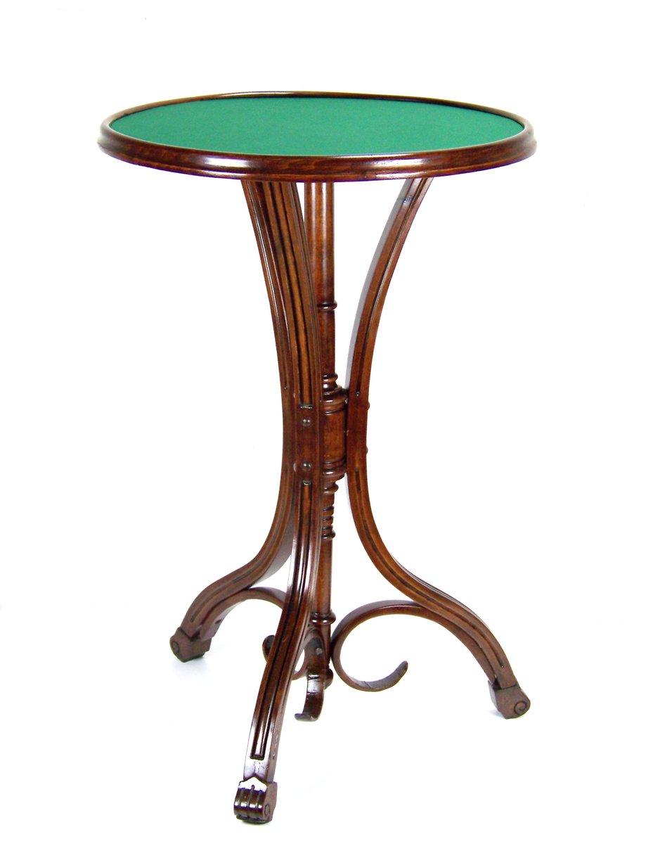 Tisch Nr.7 von Michael Thonet für J & J Kohn, 1900er