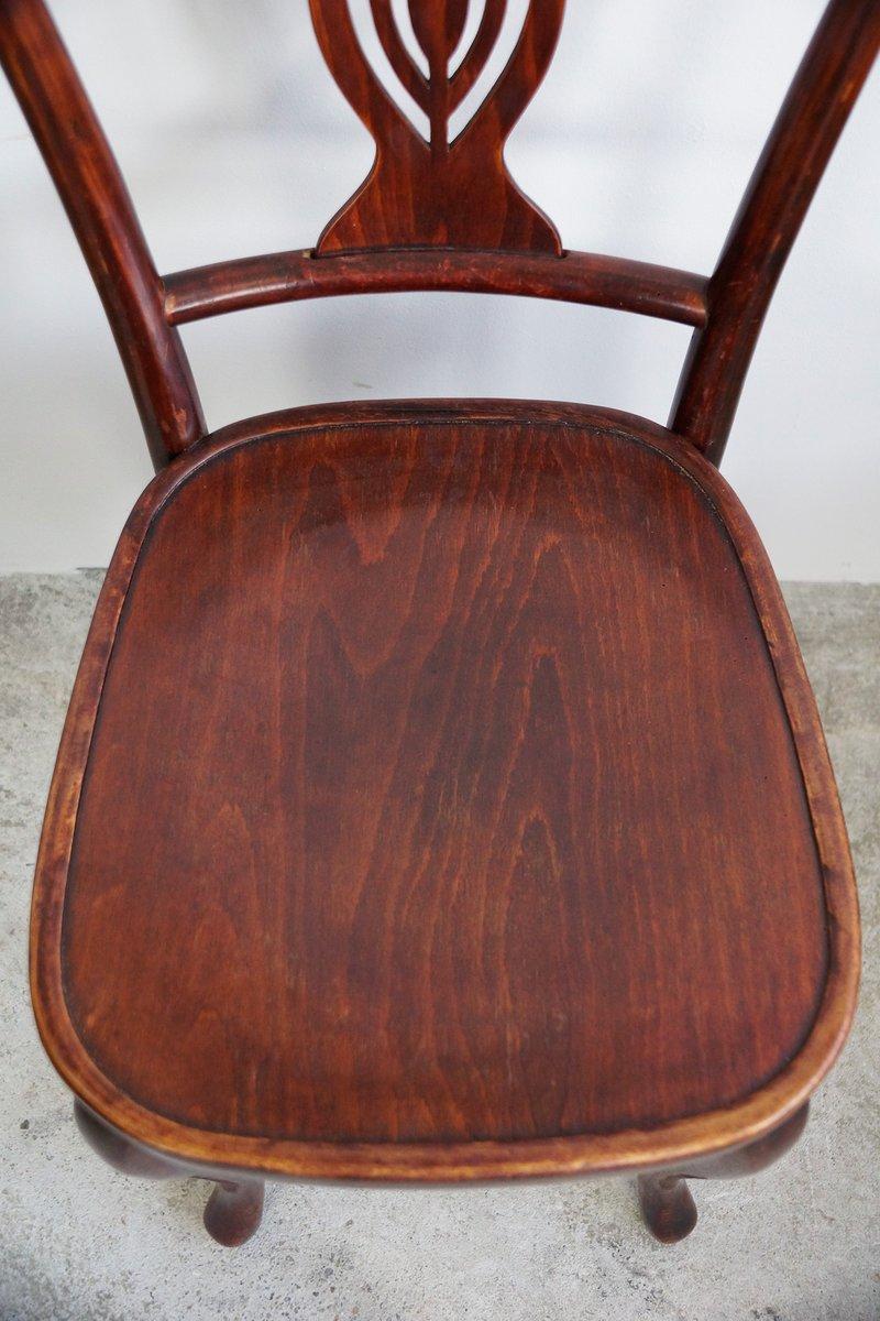 Sedie in mogano anni 39 20 set di 2 in vendita su pamono for Sedie design anni 20