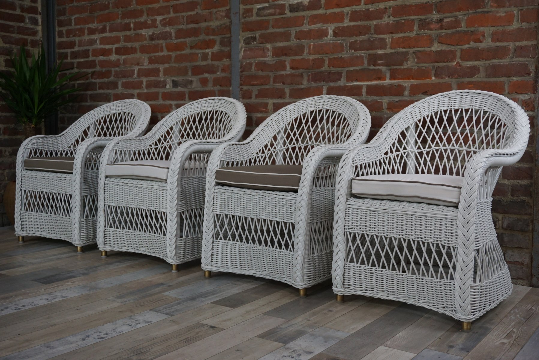 vintage lloyd loom sessel bei pamono kaufen. Black Bedroom Furniture Sets. Home Design Ideas