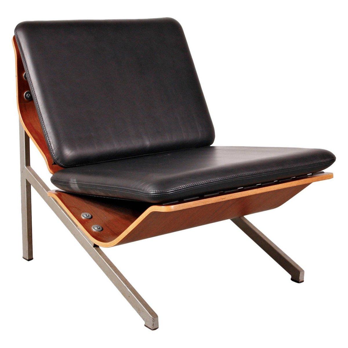 Modell FM50 Sessel von Cornelis Zitman für Pastoe, 1960er