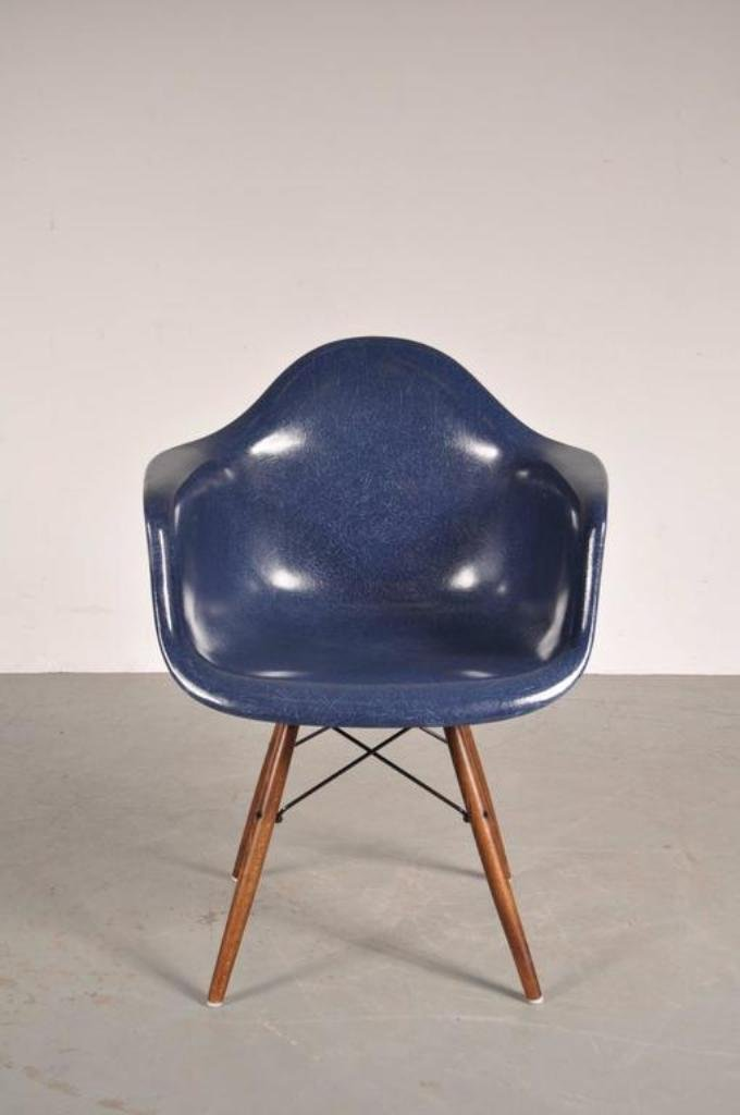 DAW Chair By Charles U0026 Ray Eames For Herman Miller, 1960s