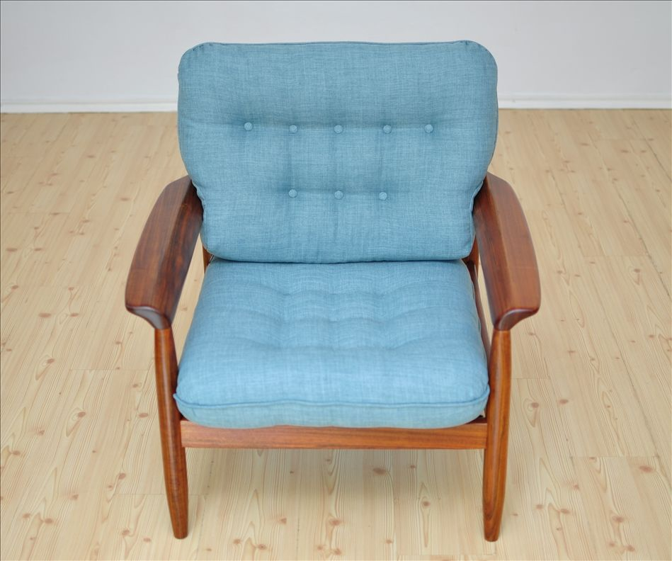 d nischer mid century sessel 1960er bei pamono kaufen. Black Bedroom Furniture Sets. Home Design Ideas