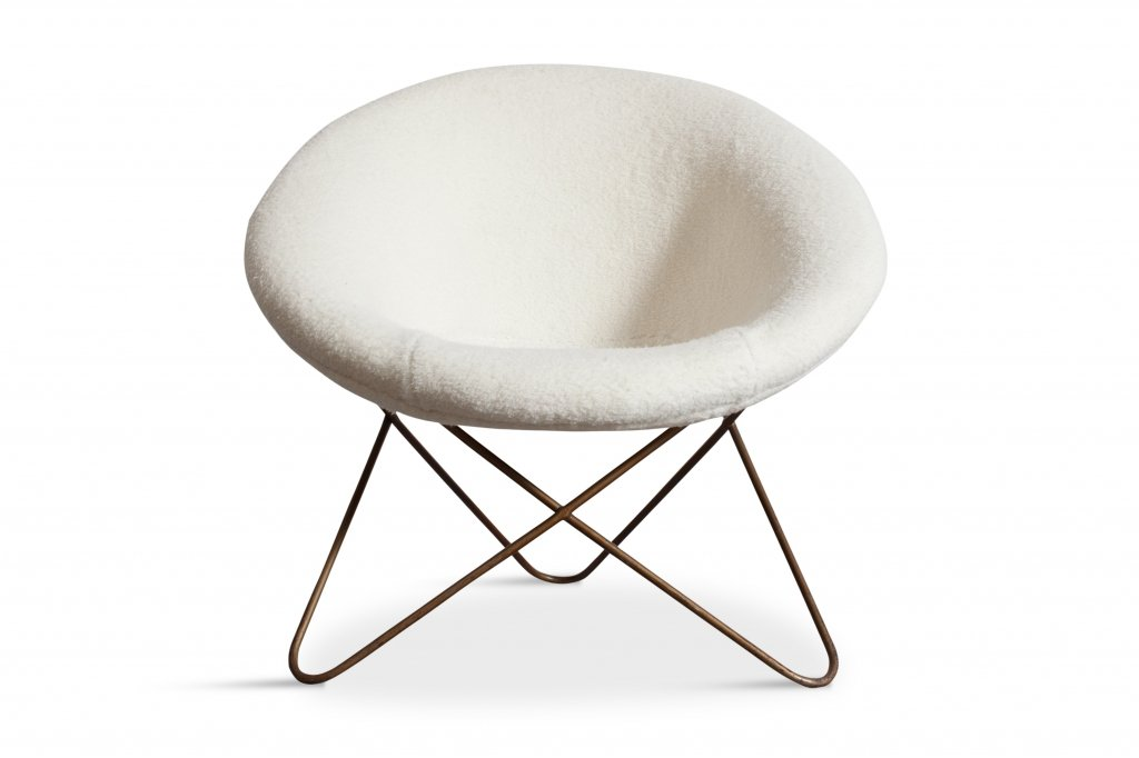 Stuhl von Jean Pierre Royère, 1950er
