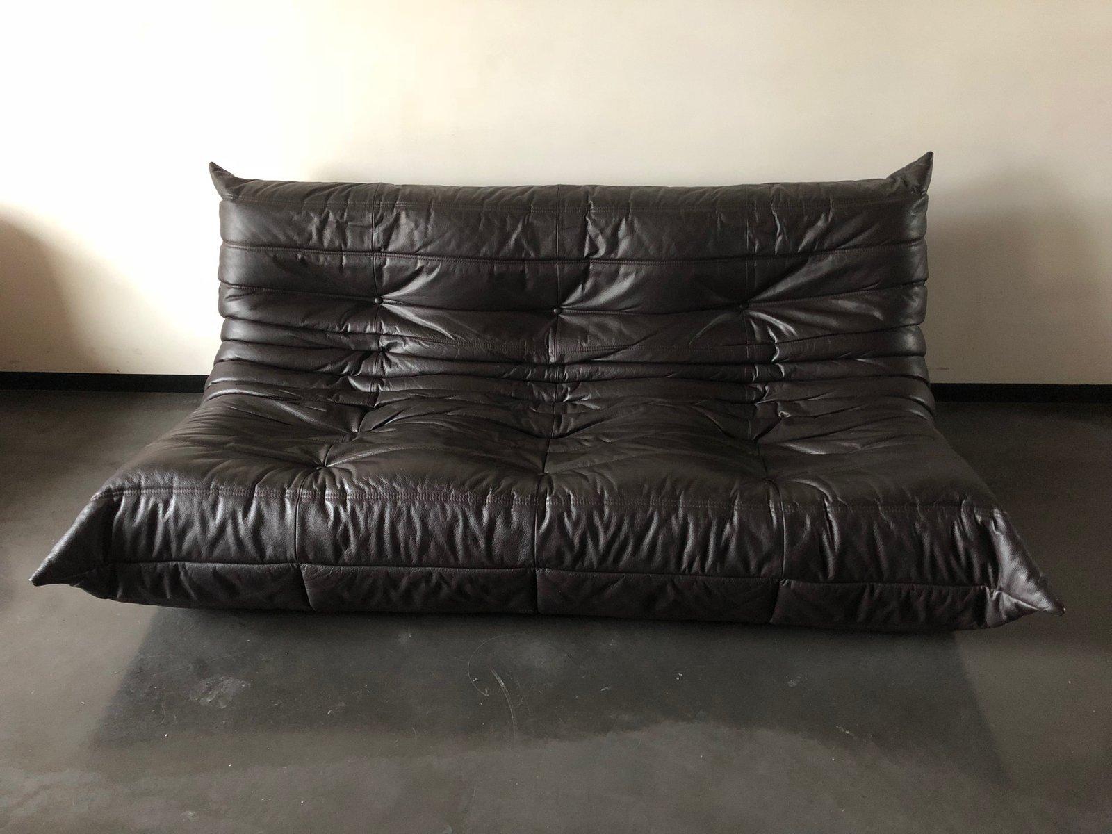 vintage togo sofa von michel ducaroy f r ligne roset bei pamono kaufen. Black Bedroom Furniture Sets. Home Design Ideas
