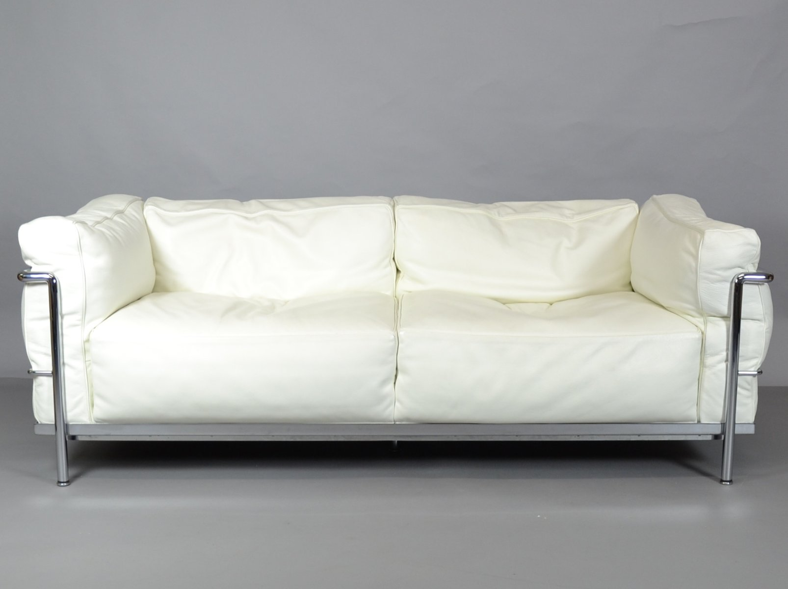 Charmant Vintage LC3 Sofa By Le Corbusier, Charlotte Perriand, And Pierre Jeanneret  For Cassina