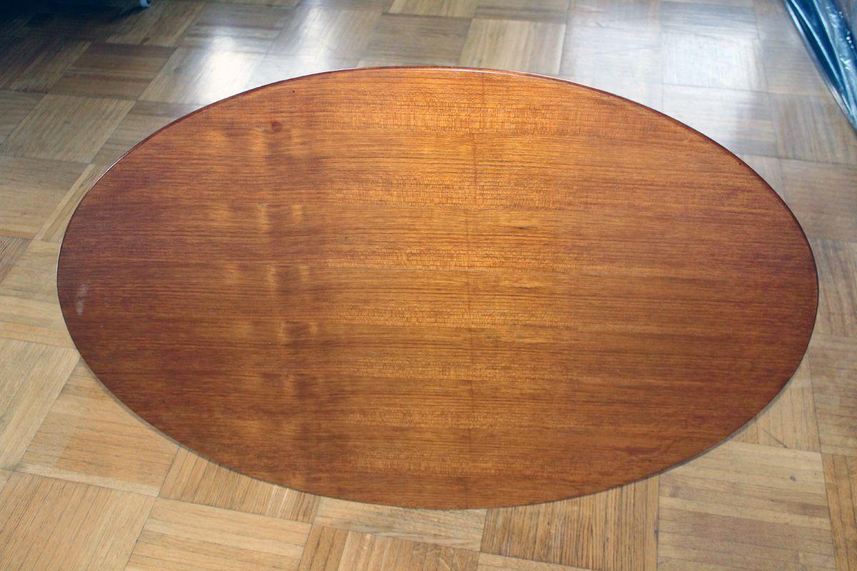 Tavolino da caffè tulip di eero saarinen per knoll 1957 in vendita