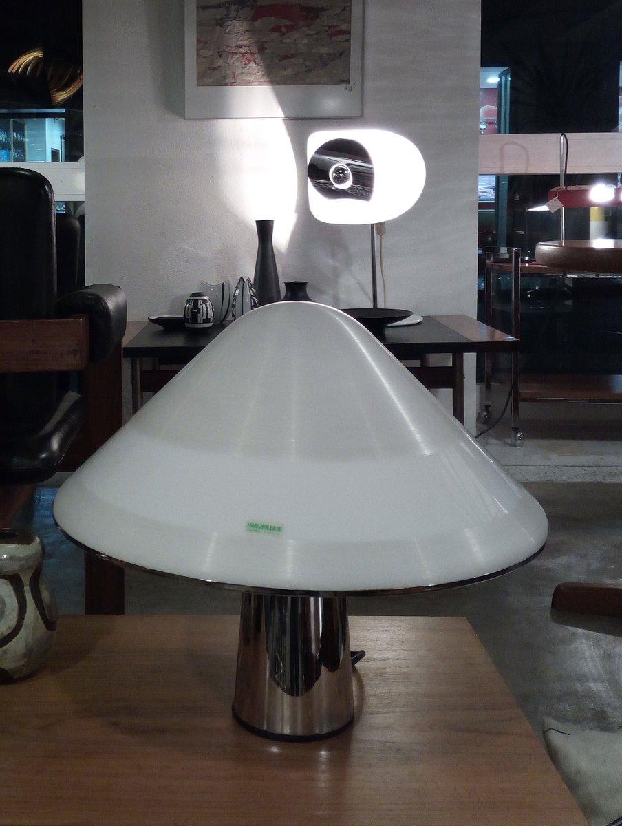 Mushroom Tischlampe von Guzzini, 1960er