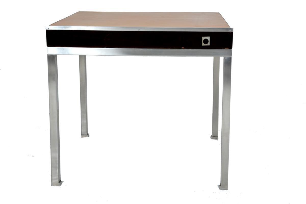 Spieltisch von Guy Lefevre für Maison Jansen, 1960er
