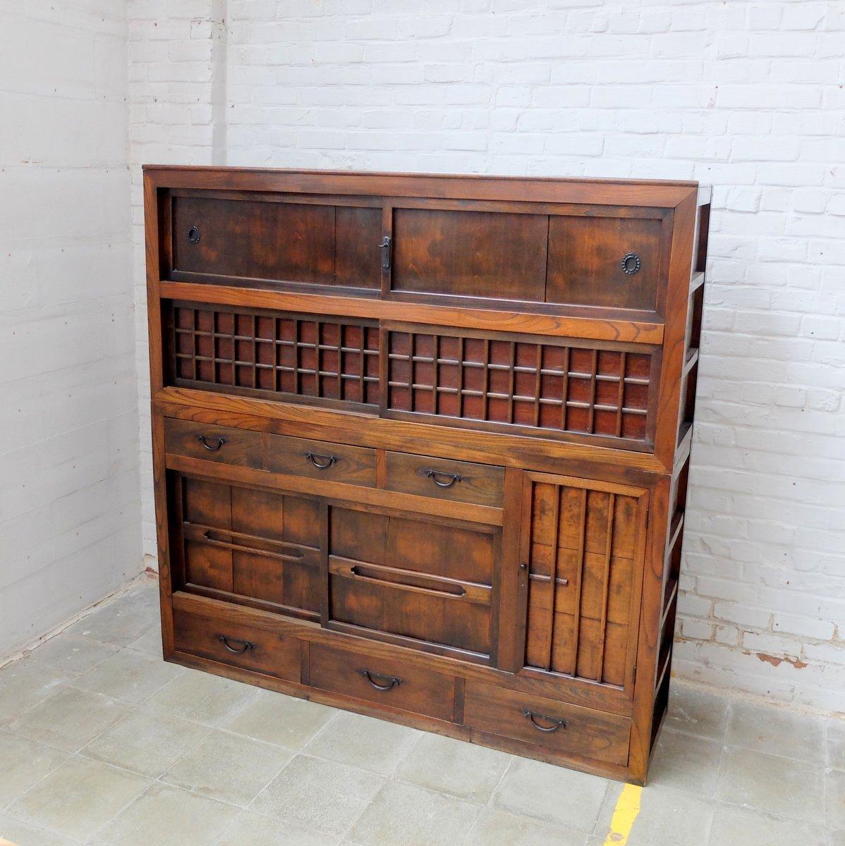 Antique Japanese Kitchen Cabinet 5. $5,322.00. Price per piece - Antique Japanese Kitchen Cabinet For Sale At Pamono