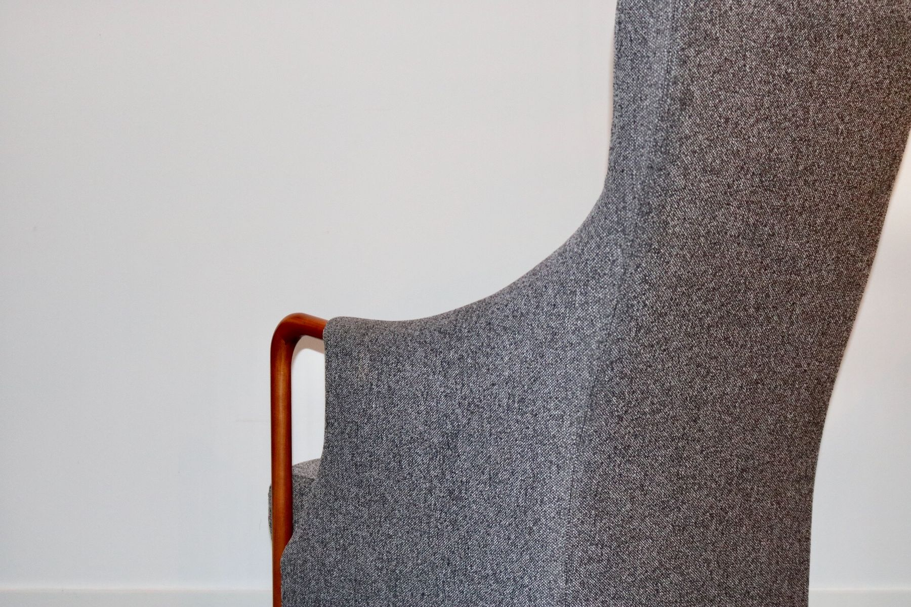 d nischer vintage sessel von stouby 1970er bei pamono kaufen. Black Bedroom Furniture Sets. Home Design Ideas