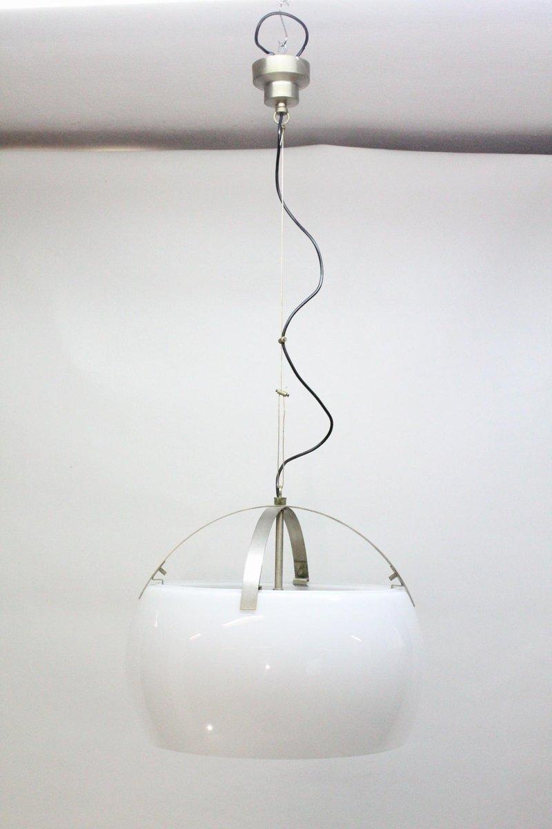 Omega Hängelampe von Vico Magistretti für Artemide, 1961