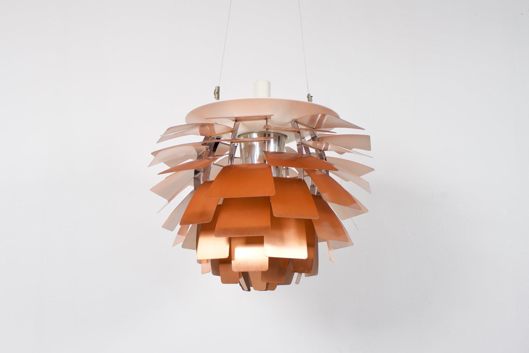 grande lampe 224 suspension artichaut par poul henningsen