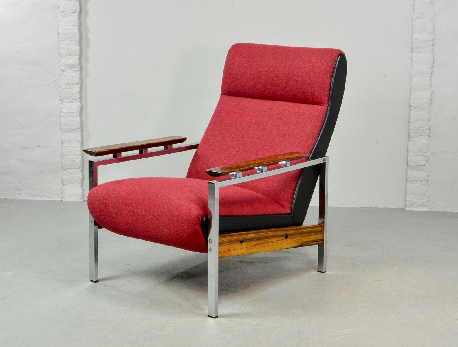 Niederländischer Mid-Century Sessel von Rob Parry für De Ster Gelderla...