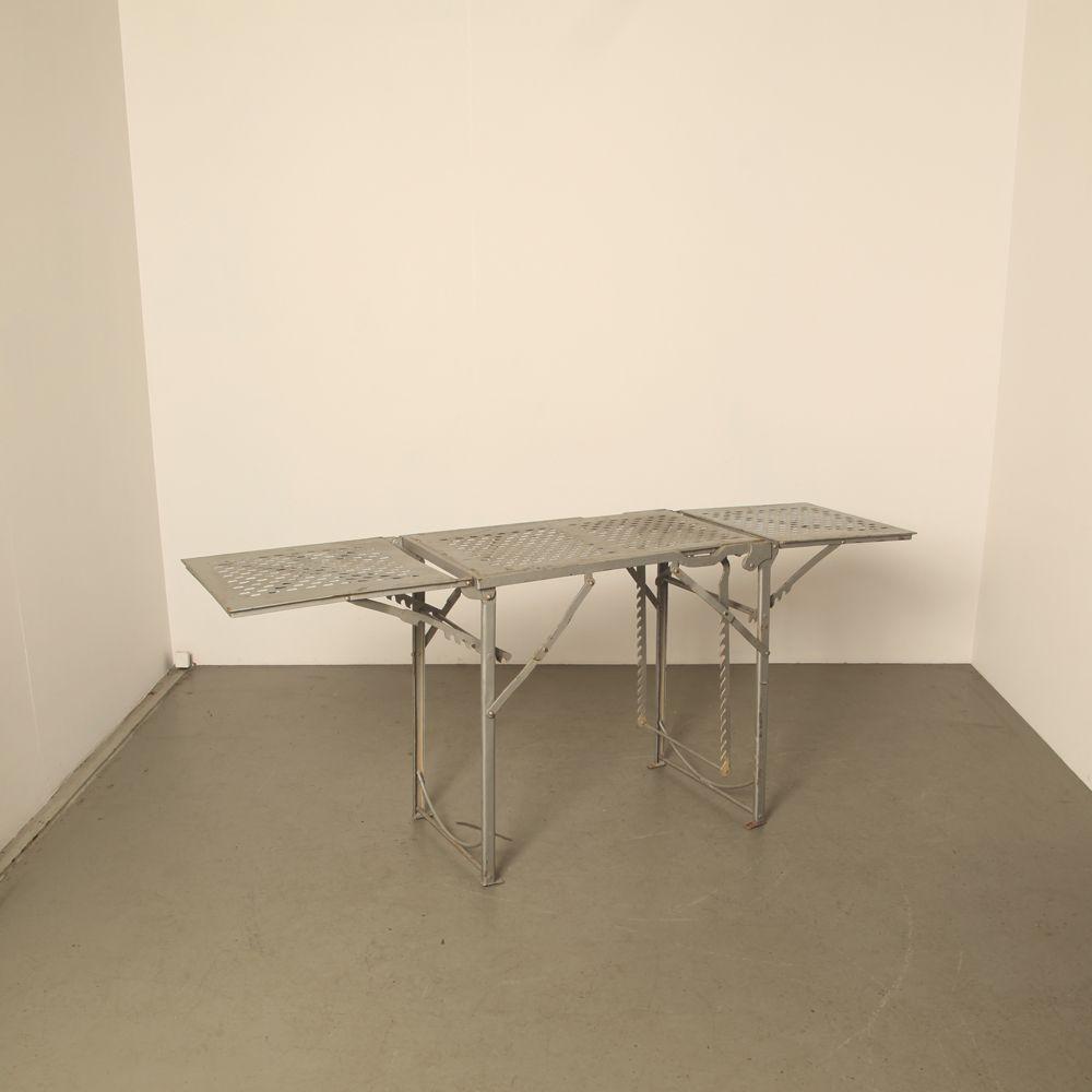 Verstellbarer Tisch 1920er Bei Pamono Kaufen