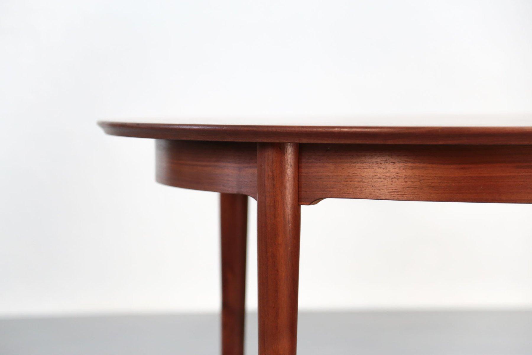 Skandinavischer esstisch aus teak von arne vodder f r p olsen sibast 1960er bei pamono kaufen - Skandinavischer esstisch ...