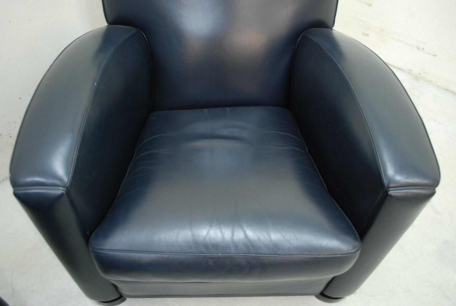 italienischer tabarin leder sessel von poltrona frau 1985 bei pamono kaufen. Black Bedroom Furniture Sets. Home Design Ideas