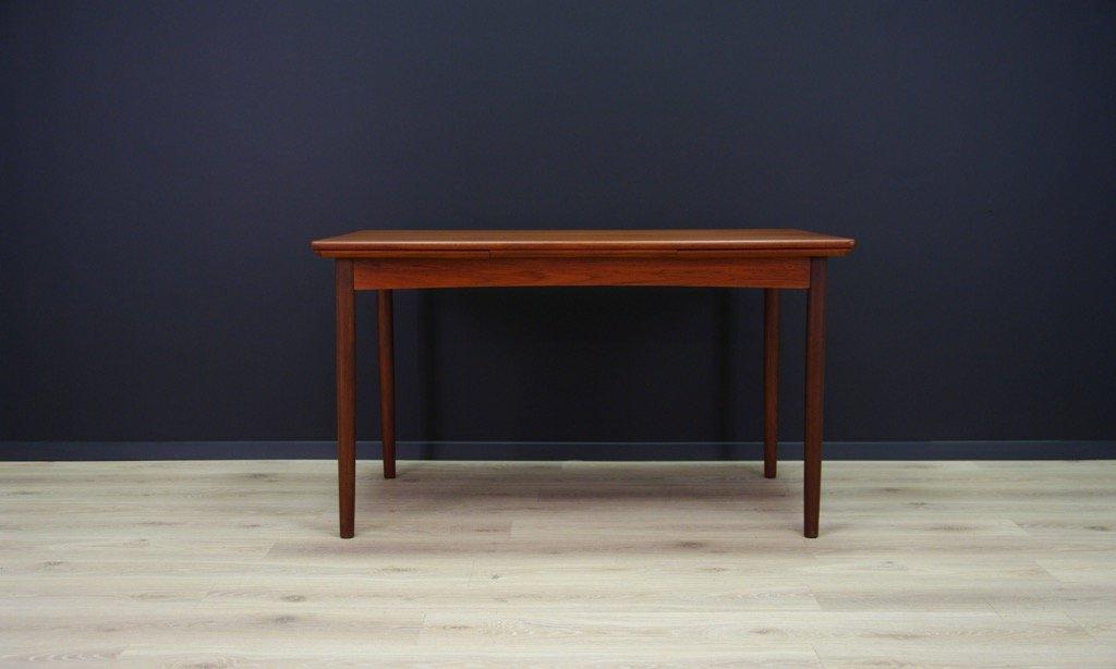 Vintage Teak Tisch