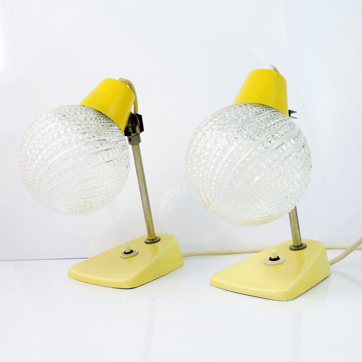 Modell 350113 Tischlampen von ESC, 1960er, 2er Set