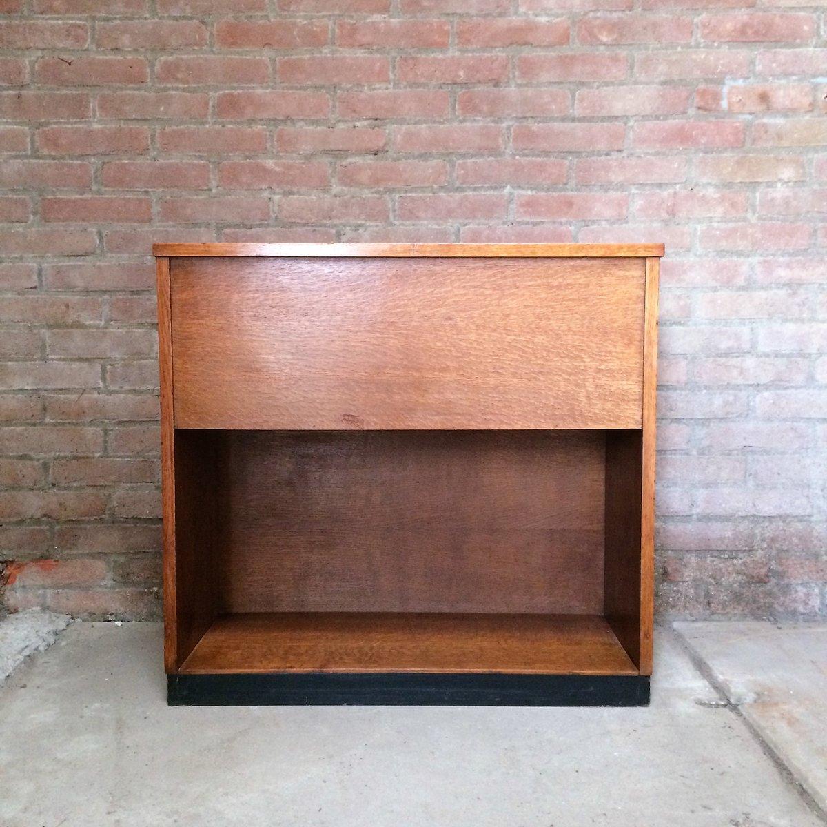 meuble double face art d co 1940s en vente sur pamono. Black Bedroom Furniture Sets. Home Design Ideas