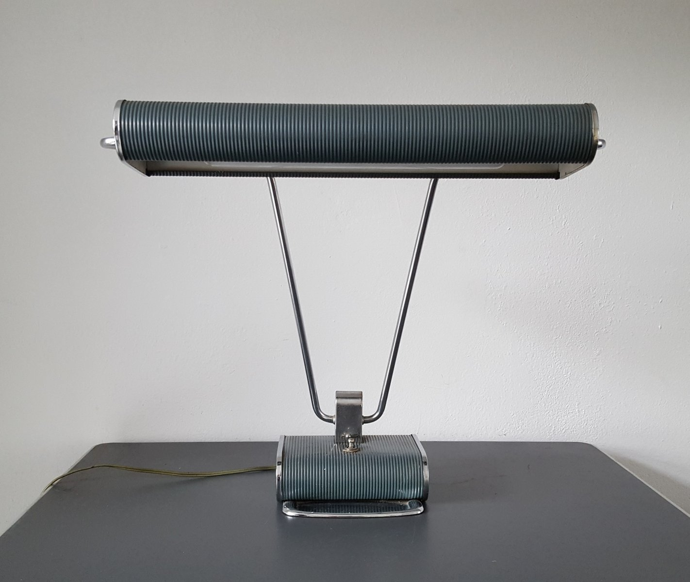 Vintage Schreibtischlampe von Eileen Gray für Jumo