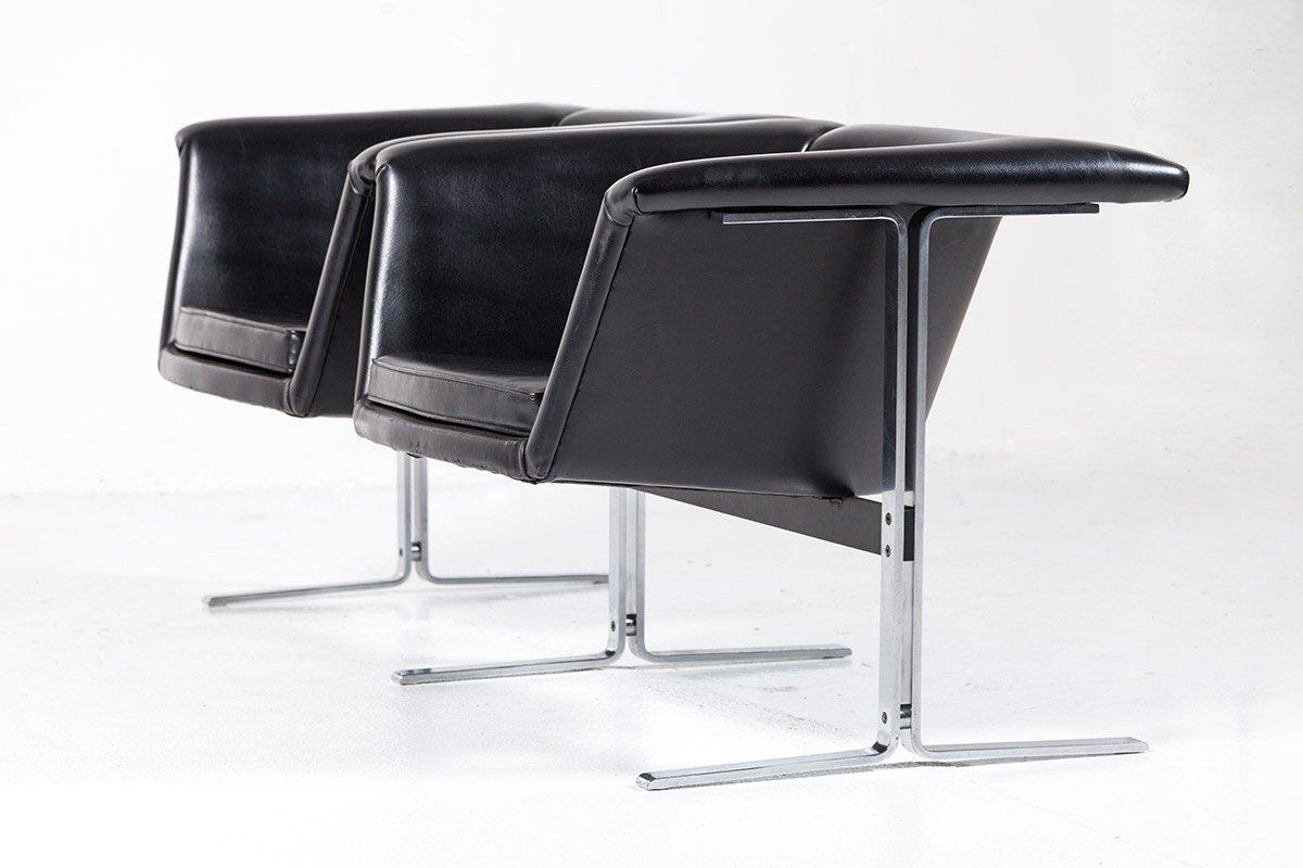 2 sitzer sofa von geoffrey harcourt f r artifort 1963 bei. Black Bedroom Furniture Sets. Home Design Ideas