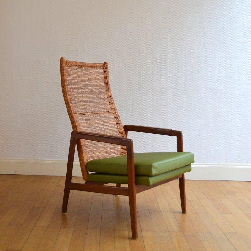 Sessel von P. J. Muntendam für Gebr. Jonkers, 1950er