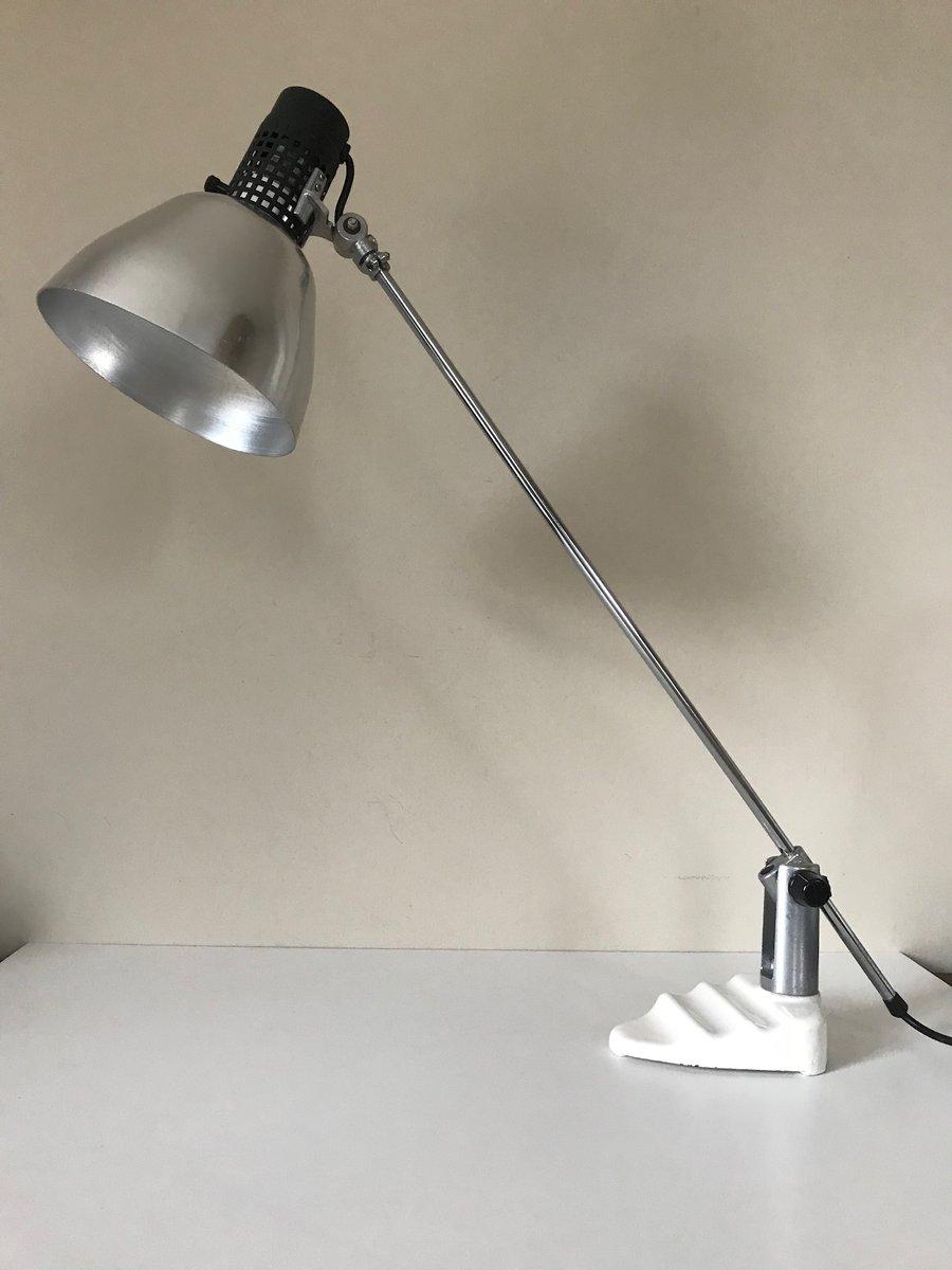 Lampada Da Tavolo Industriale Anni 39 60 In Vendita Su Pamono