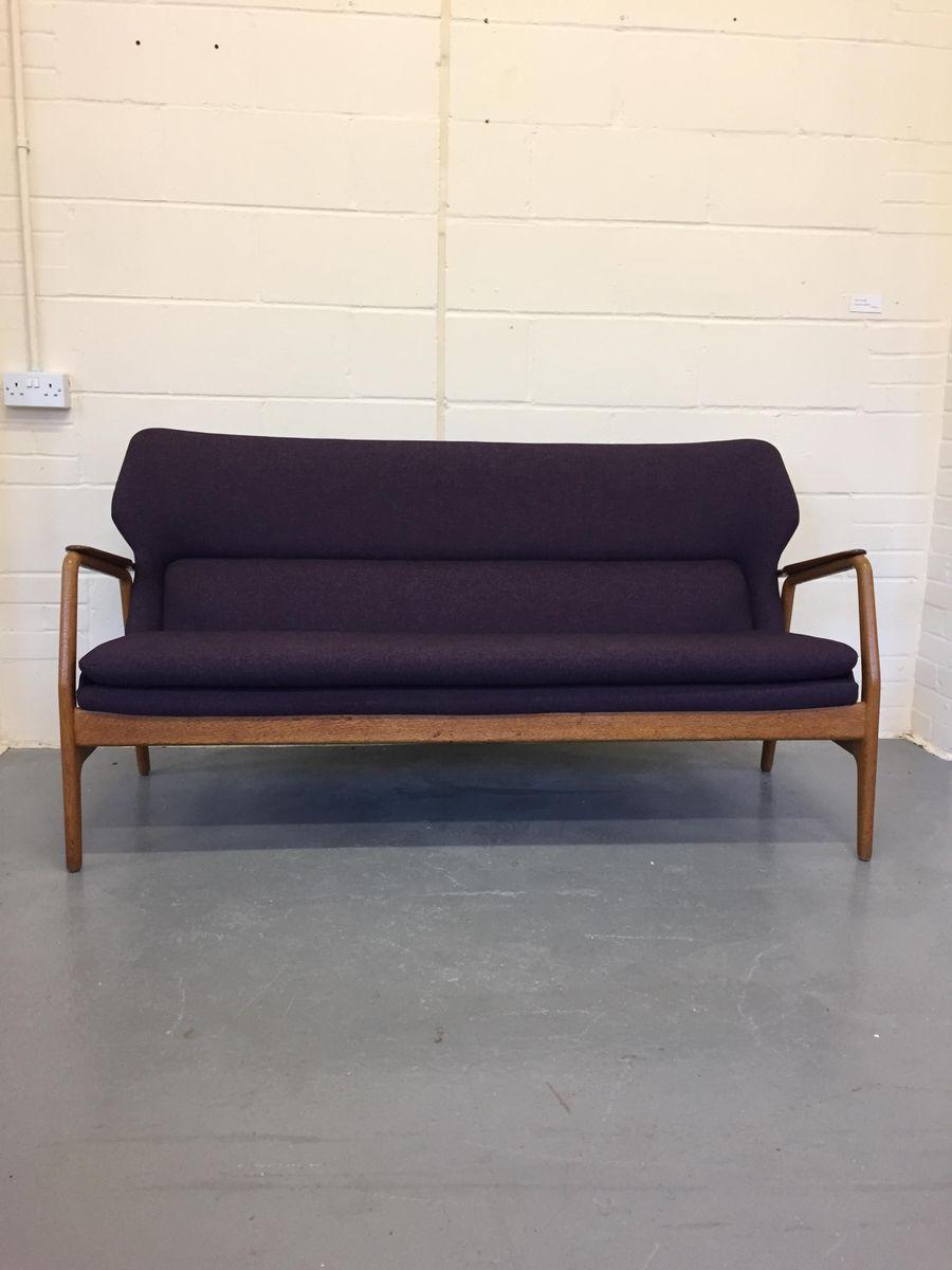 Mid-Century Sofa von Aksel Bender Madsen für Bovenkamp, 1950er