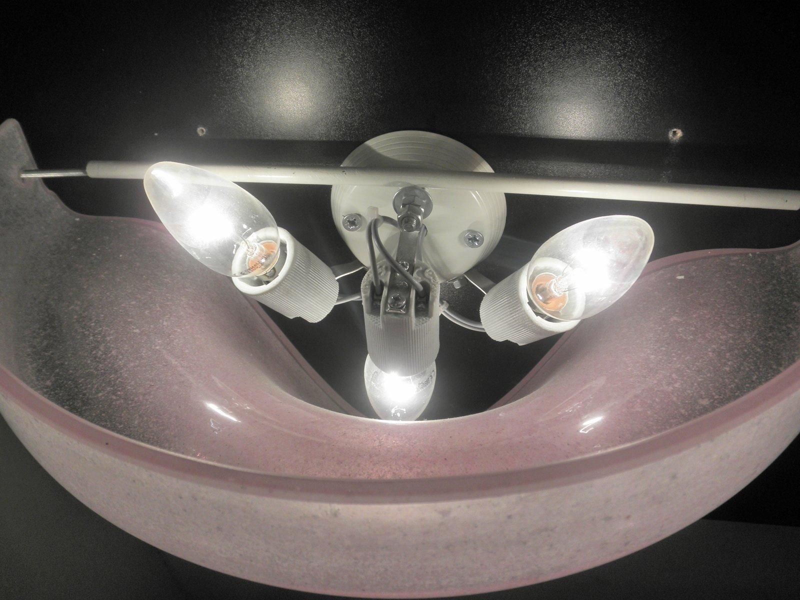 Lampade In Vetro Di Murano Moderne : Lampade a parete in vetro di murano apartments lampade da parete