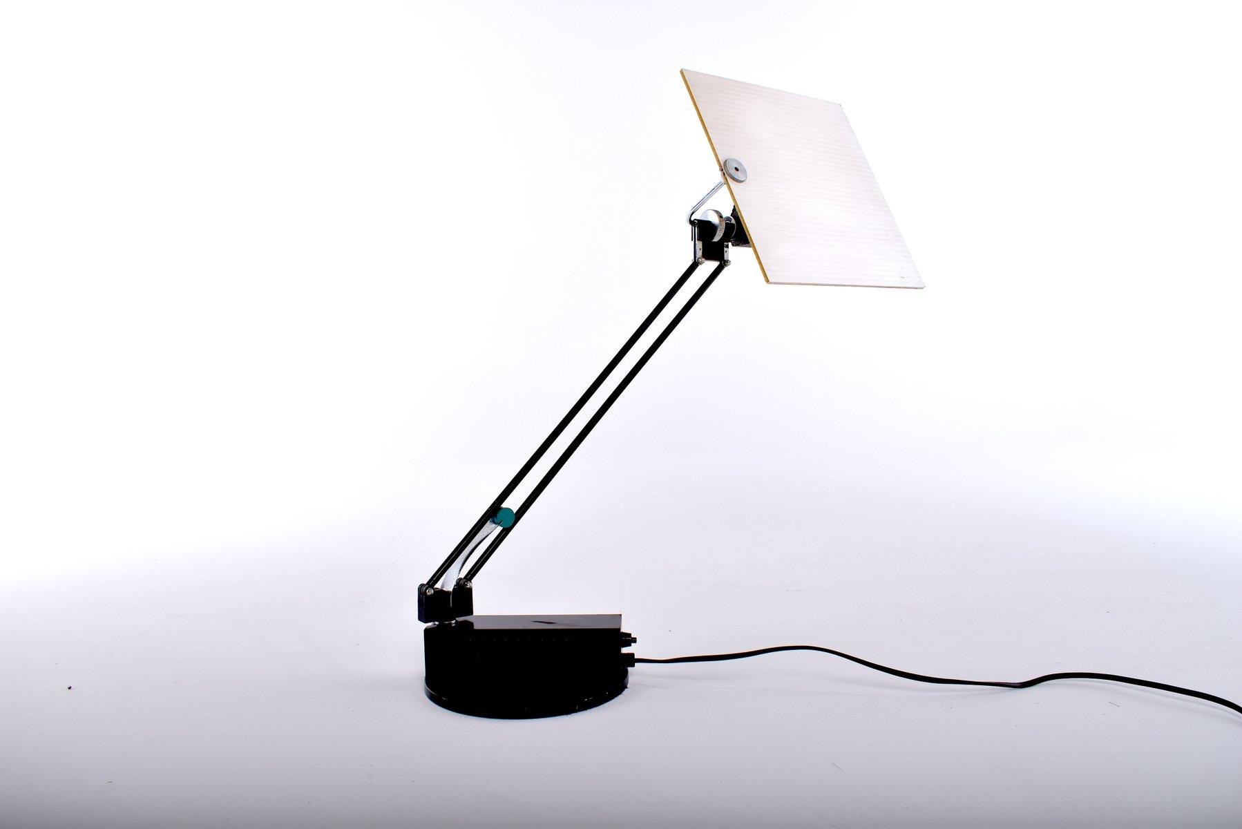 W.O. Lampe von Sacha Ketoff, 1980er