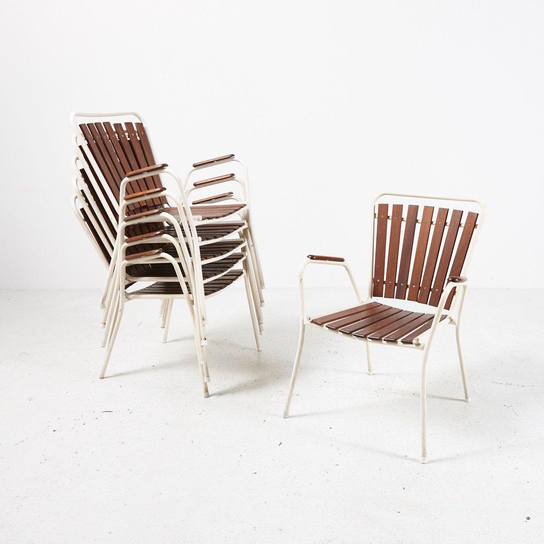 Sedia da giardino di bks anni 39 70 in vendita su pamono for Sedia design anni 70