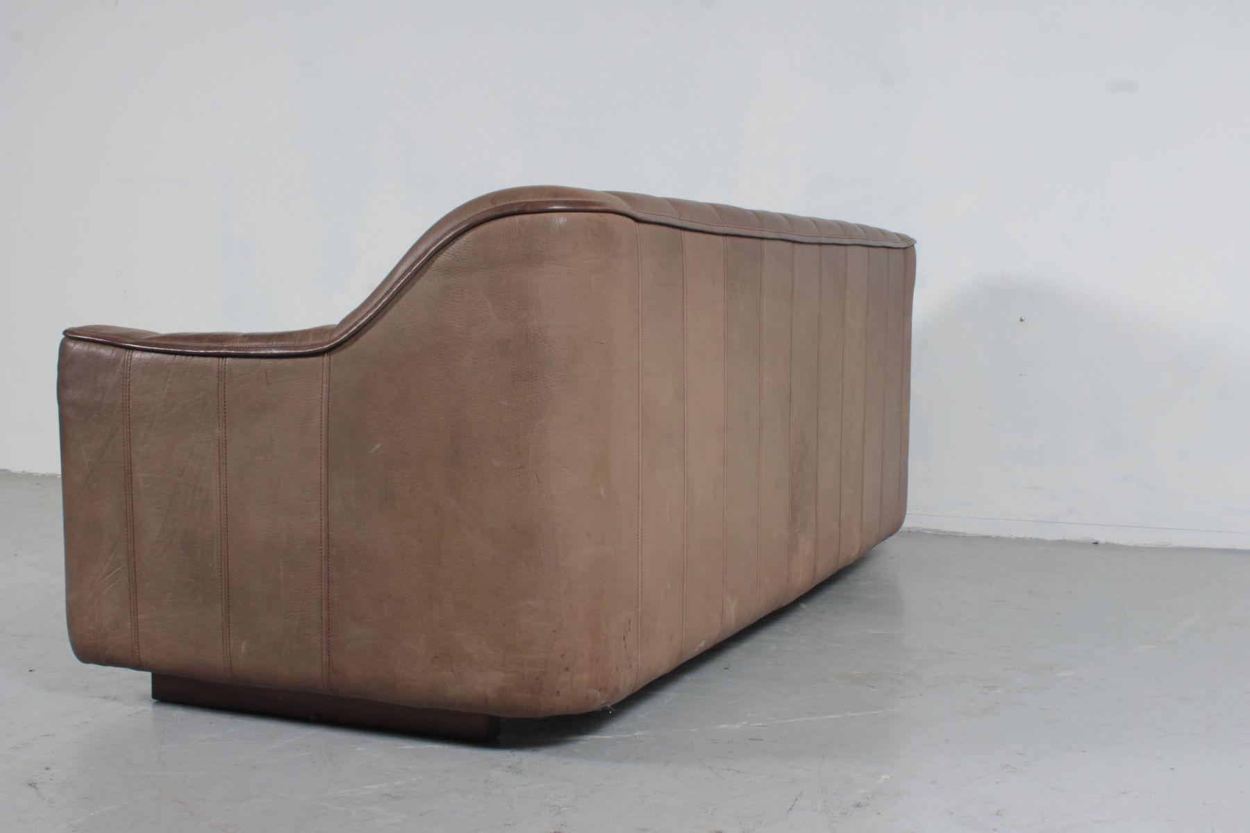 Ds44 3 Sitzer Sofa Von De Sede 1960er Bei Pamono Kaufen
