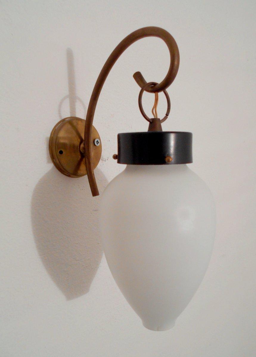 Mid-Century Wandlampen von Stilnovo, 1950er, 2er Set