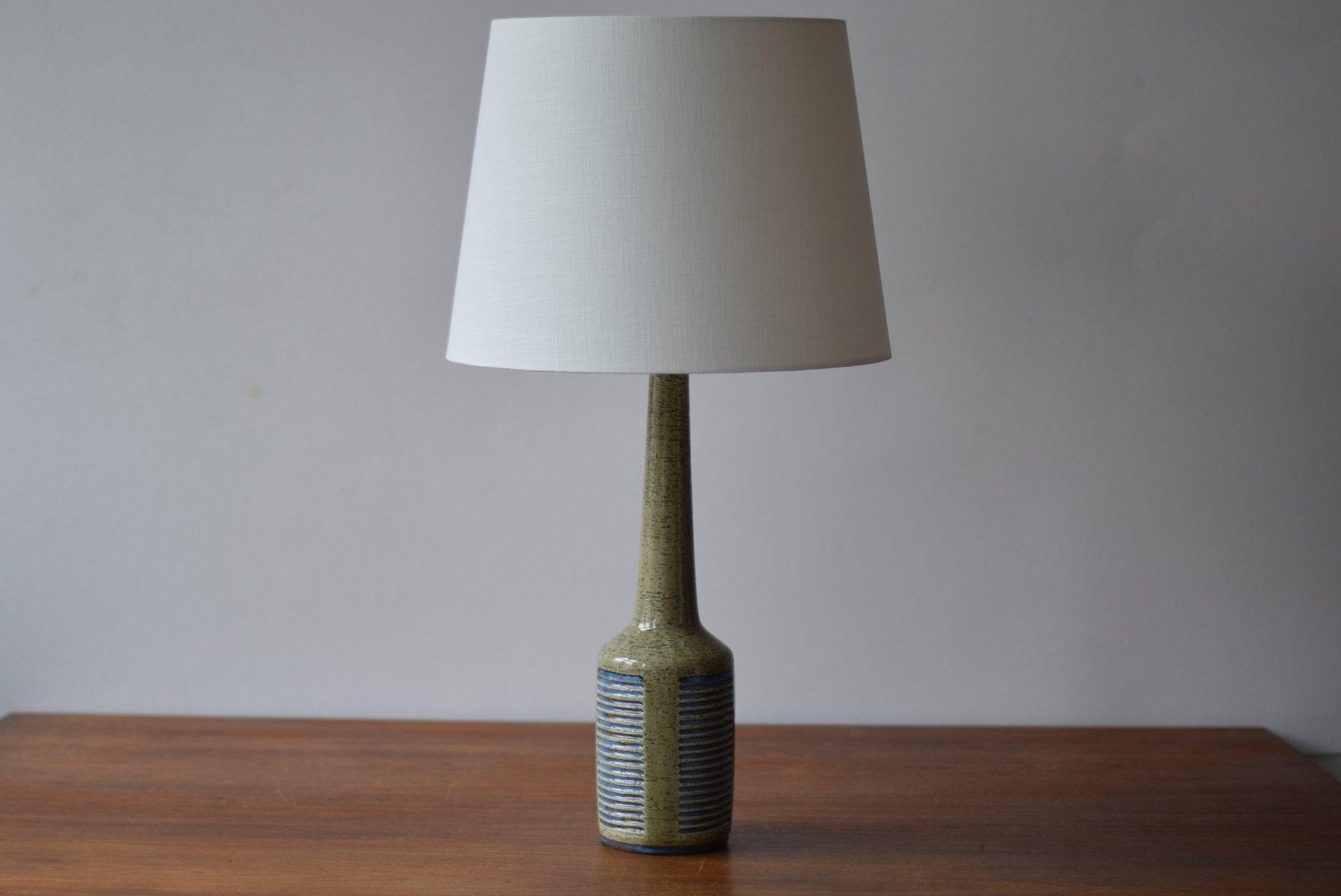 Lampe de bureau scandinave verte p le bleue par per - Lampe de bureau scandinave ...