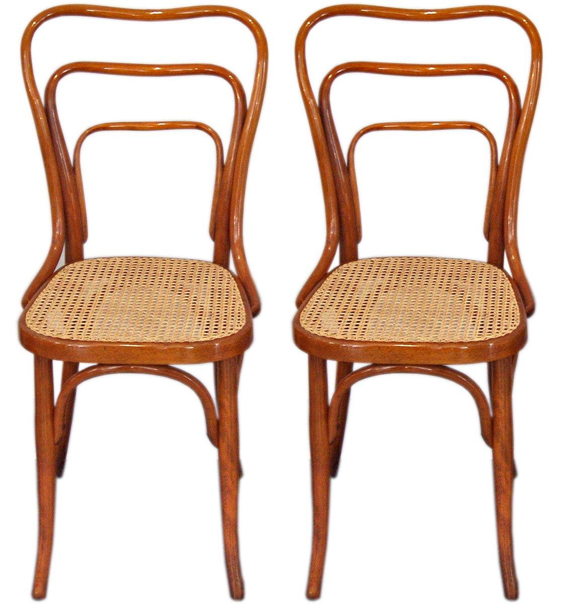 chaise mod le no 248 art nouveau par adolf loos pour jacob josef kohn 1900s en vente sur pamono. Black Bedroom Furniture Sets. Home Design Ideas
