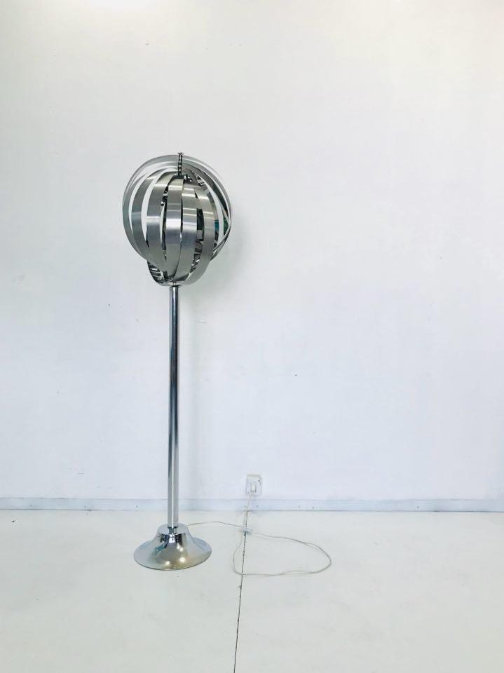 Moon Stehlampe von Verner Panton für Poulsen, 1950er
