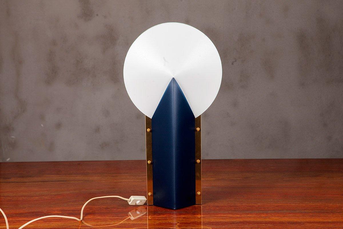 Italienische Moon Tischlampe von Samuel Parker für Slamp, 1980er