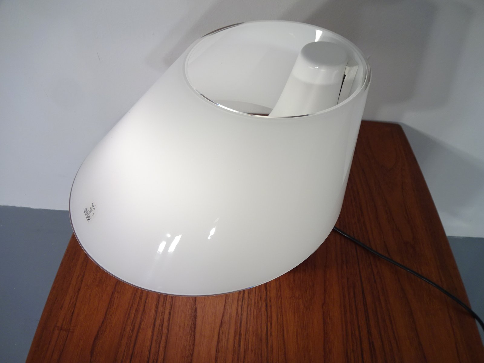 italienische murano lampe von ernesto gismondi f r artemide 1980er bei pamono kaufen. Black Bedroom Furniture Sets. Home Design Ideas