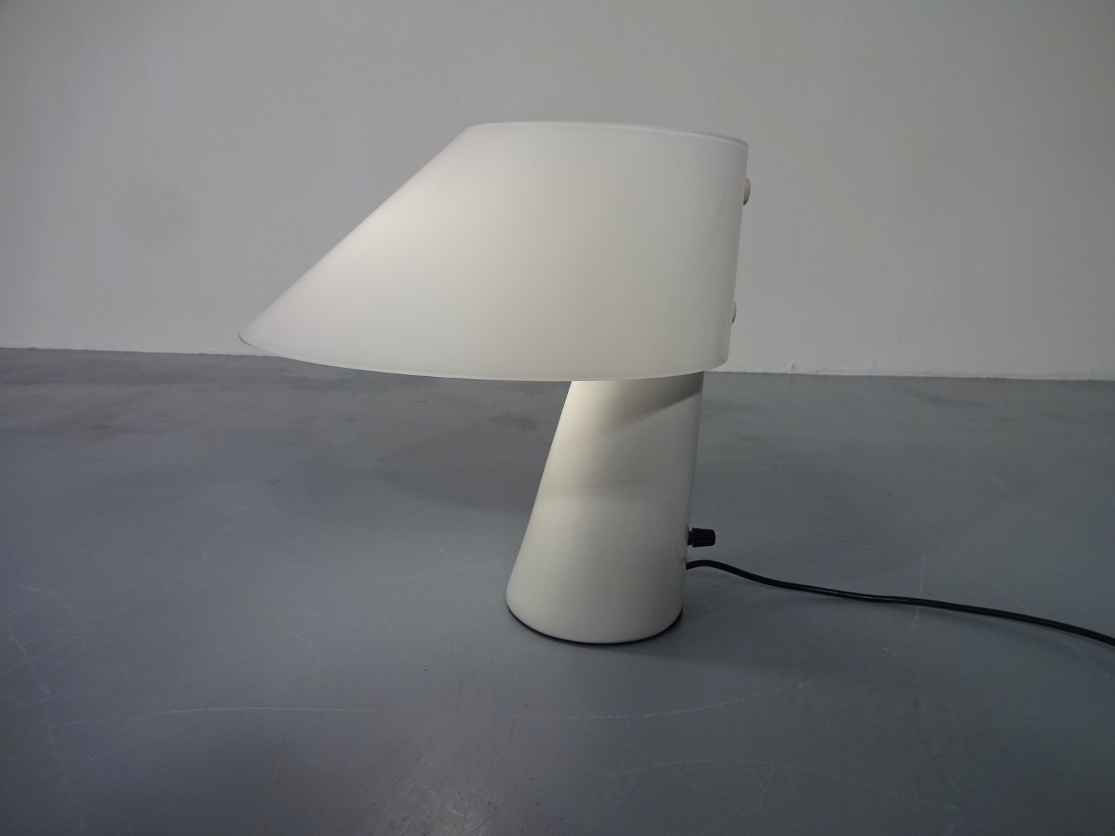 Italienische Murano Lampe von Ernesto Gismondi für Artemide, 1980er