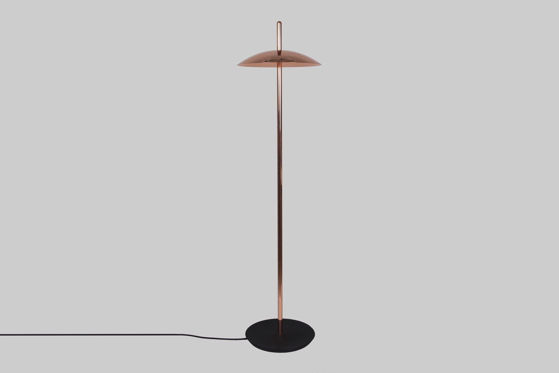 Signal Stehlampe aus Kupfer von Shaun Kasperbauer für Souda