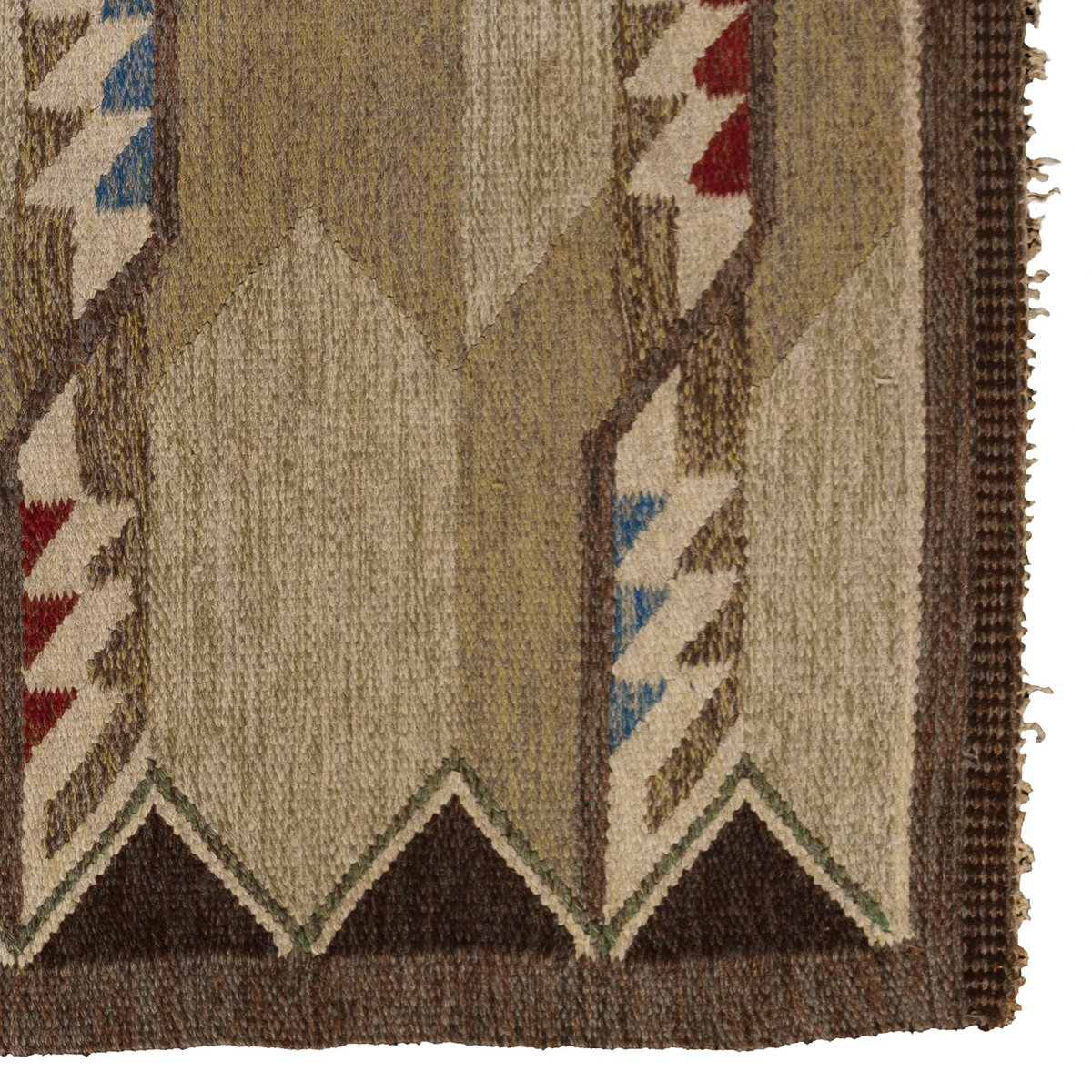Mid-Century Rug By Brita Grahn For Ditzingers For Sale At