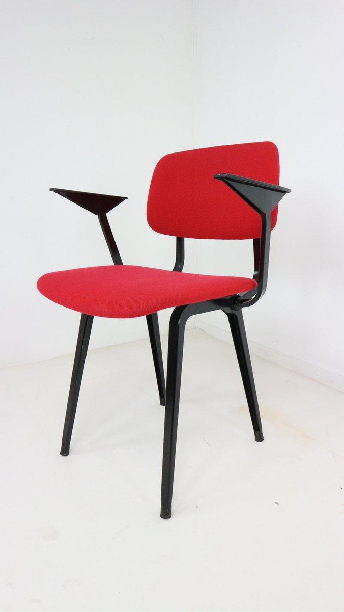 Roter Revolt Sessel von Friso Kramer für Ahrend De Cirkel, 1958