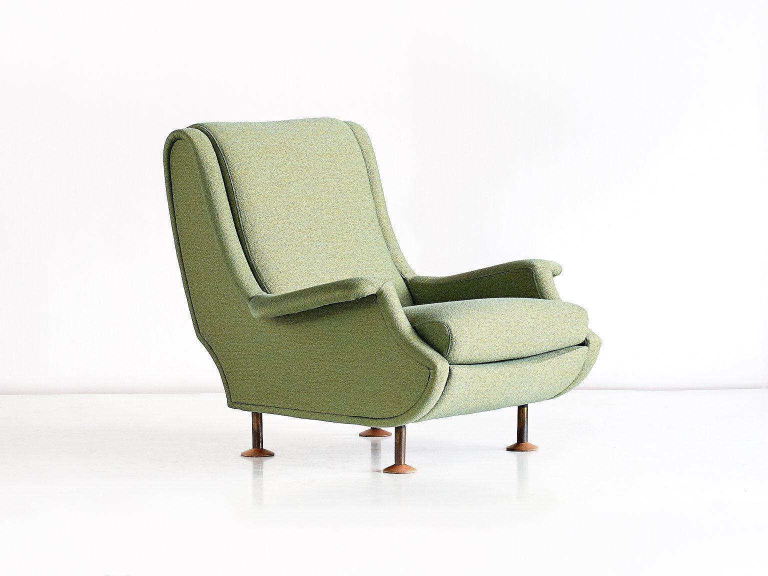 regent sessel von marco zanuso f r arflex 1960er bei. Black Bedroom Furniture Sets. Home Design Ideas